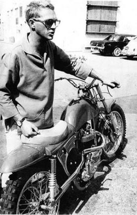 Entrevista a Steve McQueen en 1964