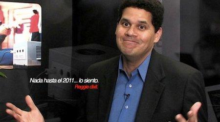 Reggie confirma que Nintendo 3DS saldrá en 2011