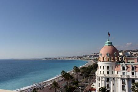 El Hotel Negresco de la Costa Azul, cumple 100 años