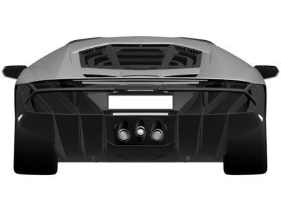 El Lamborghini Centenario ya aparece en este vídeo