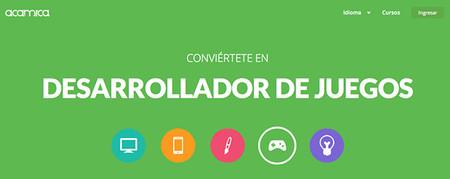 Acamica, cursos online en español