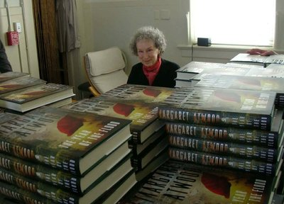 'El año del diluvio', una Margaret Atwood apocalíptica