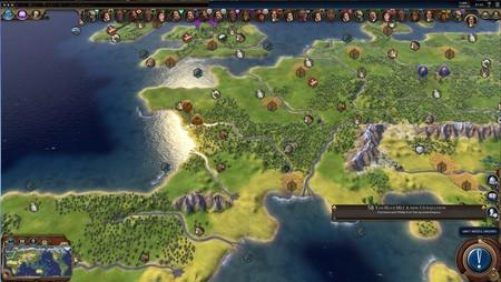 Necesitarás una buena tarjeta gráfica y mucha paciencia para mover el mapa más grande de Civilization VI