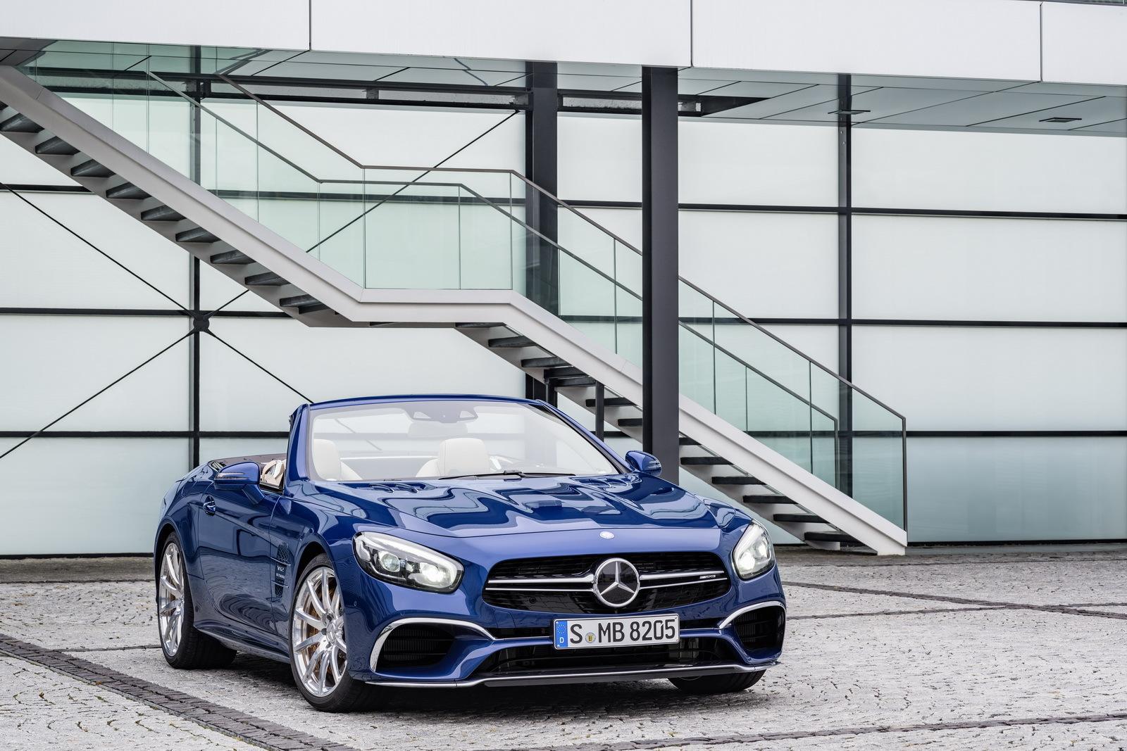 Foto de Mercedes-Benz SL 2016 (24/32)