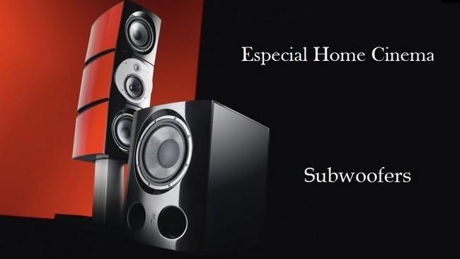 El Subwoofer: Características, misión y funciones Home cine