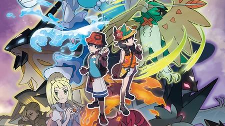 Pokémon Ultra Sol y Pokémon Ultraluna