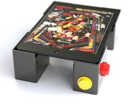 tPinball, accesorio para jugar al Pinball en tu iPad