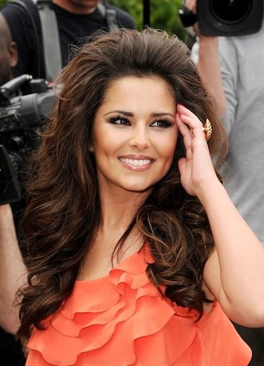 Cheryl Cole, una diva a todo color
