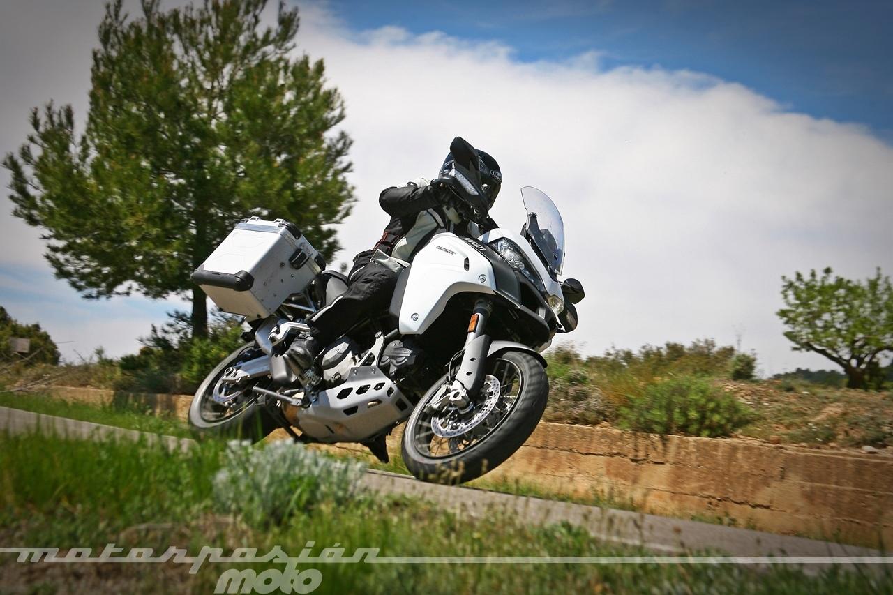 Foto de Ducati Multistrada 1200 Enduro - Acción (22/37)