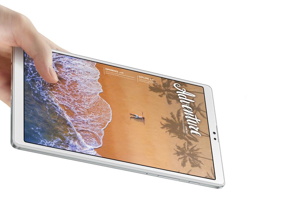 Samsung Galaxy Tab A7 Lite: sonido Dolby Atmos y una pantalla de 8,7 pulgadas para consumir multimedia por 169 euros