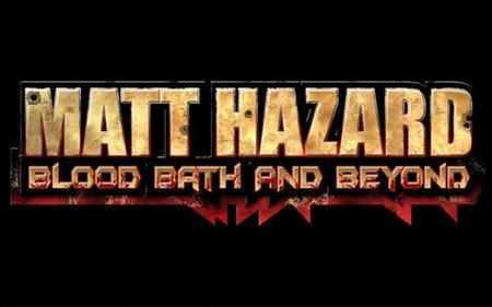 'Matt Hazard: Blood Bath and Beyond', cuando las estrellas de los videojuegos acaban muertas