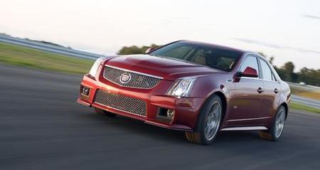Lingenfelter añade un poco de picante al Cadillac CTS-V