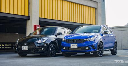 Fiat Argo Vs Suzuki Swift Sport Mexico Comparativa 9