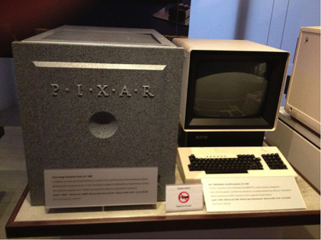 Pixar Apple