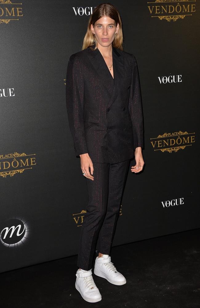 fiesta vogue paris fashion week Veronika Heilbrunner