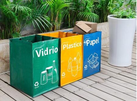 Los mejores cubos de reciclaje según los comentaristas de Amazon