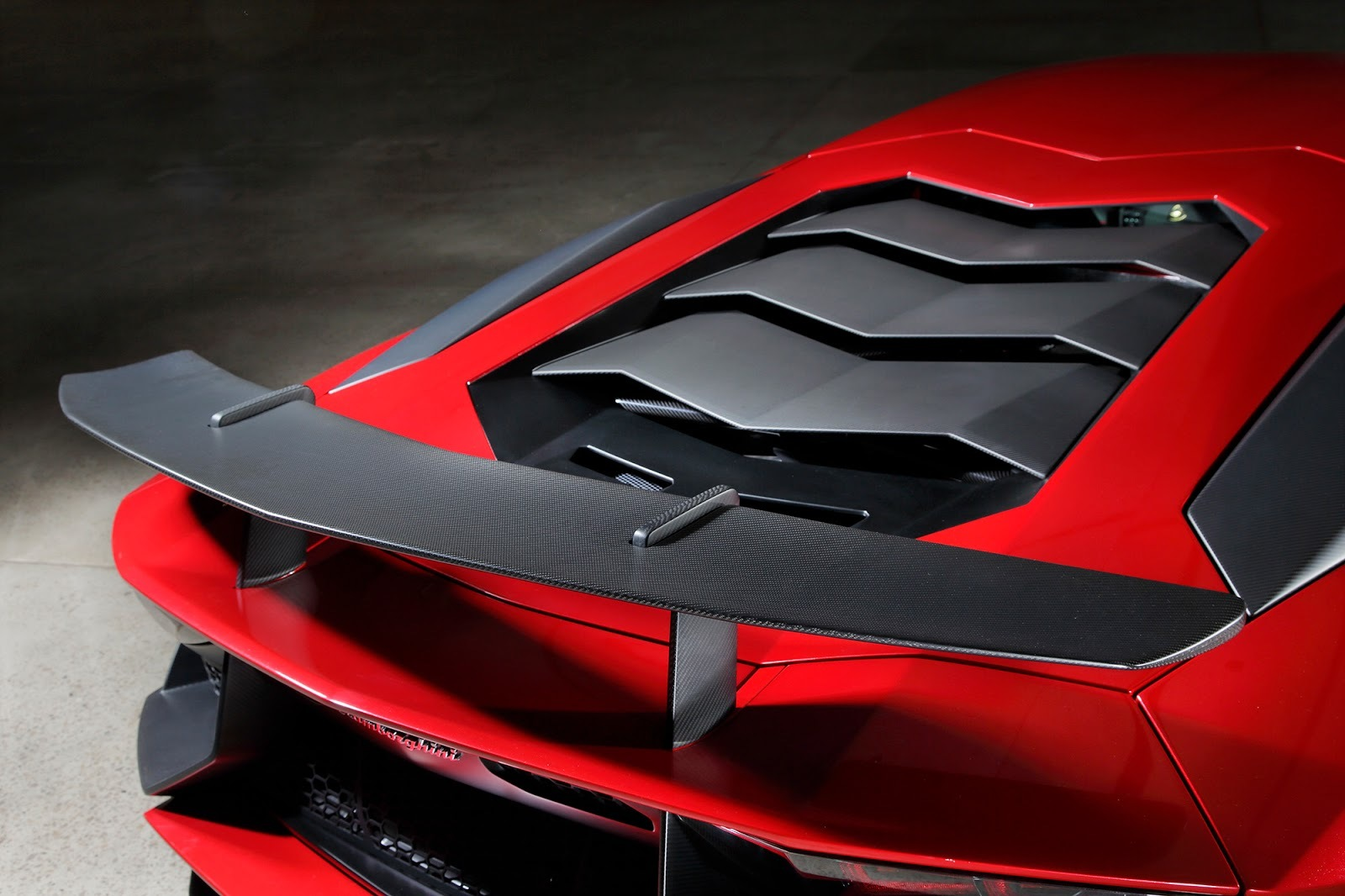 Foto de Lamborghini Aventador SV (10/21)