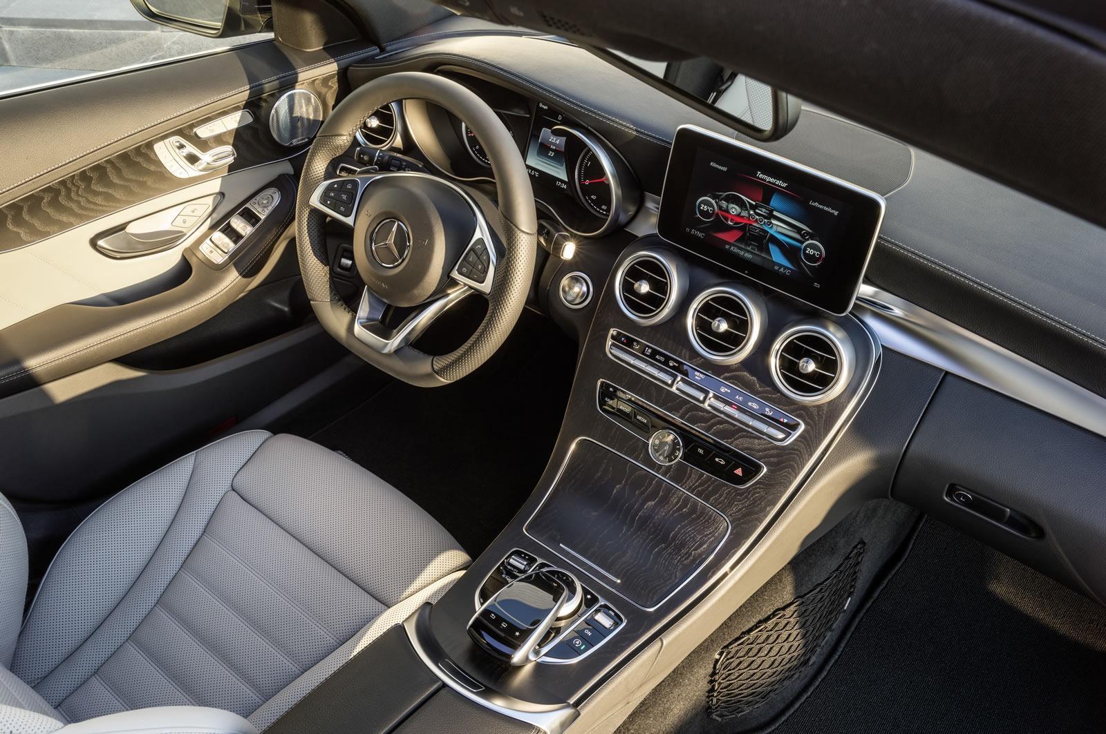 Foto de Mercedes-Benz Clase C Estate 2014 (31/36)