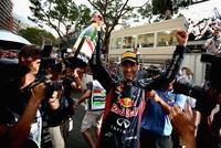 Mark Webber vence en el Gran Premio de Mónaco. Fernando Alonso, nuevo líder