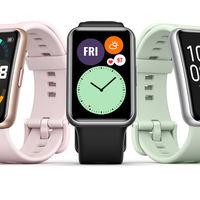 Huawei Watch Fit: el nuevo smartwatch de Huawei apuesta por una alargada pantalla rectangular y tiene GPS