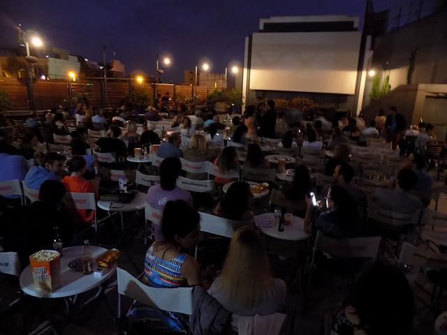 Visitando el Festival de Cine Hispanófono de Atenas (FeCHA)