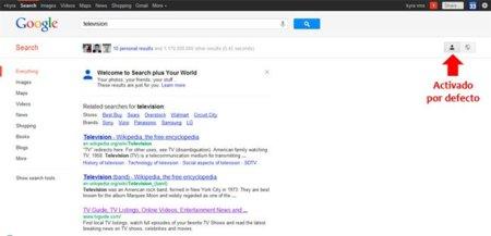 ¿Cómo desactivar la búsqueda social de Google?