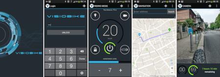Visiobike App