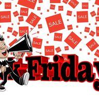 Cómo ahorrar para el Black Friday 2018
