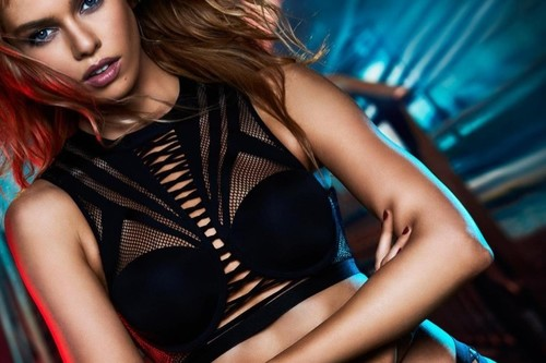 Los ángeles de Victoria's Secret ya se encuentran en Shanghai, y la colección con Balmain ya se ha presentado