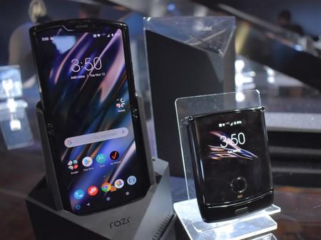 Motorola Razr Sucesor Segunda Generacion Smartphone Plegable Motorola
