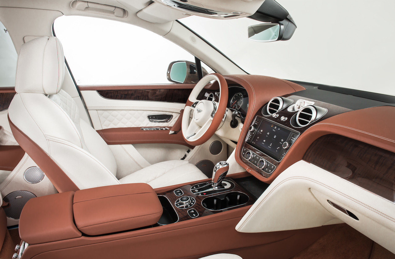 Foto de Bentley Bentayga 2015 (19/27)