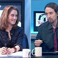 Aquella extraña época en la que Isabel Díaz Ayuso y Pablo Iglesias se iban de cañas en La Tuerka