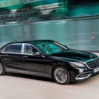 Mercedes-Maybach Clase S, el auto alemán más lujoso de todos se renueva