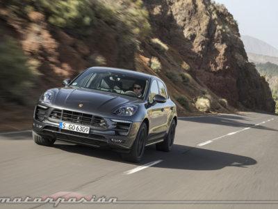 Toma de contacto con el Porsche Macan GTS: por fin un SUV es deportivo de verdad