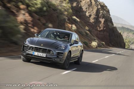 El Porsche Macan ya es el Porsche que más se vende, y eso que acaba de llegar hace nada