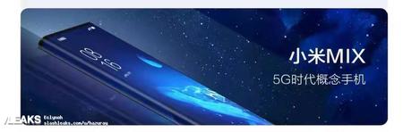 Xiaomi Mi Mix Alpha 5g Pantalla 100 Aprovechamiento Frontal