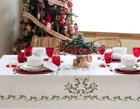 Cristaleriaroja Zarahome Navidad