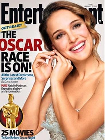 Natalie Portman y James Franco ya se van poniendo guapos para los Oscars