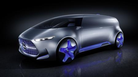 Cuando lleguen los eléctricos de Mercedes-Benz, lo harán bajo otra marca