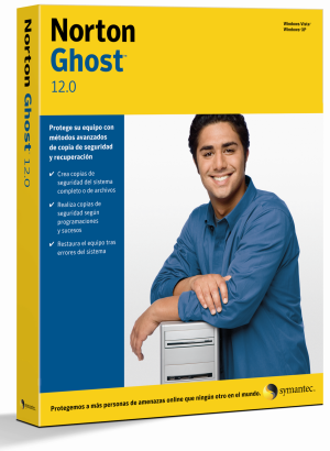Norton Save & Restore 2.0 y Norton Ghost 12.0