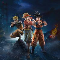 JUMP Force hila los destinos de saiyans, piratas y ninjas en el espectacular tráiler de su modo historia