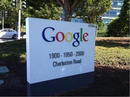 Entrada Googleplex