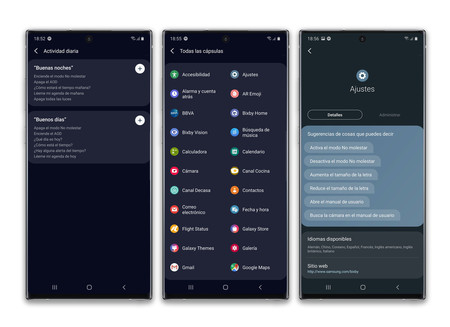 Samsung Galaxy Note 10 Plus Bixby Voice