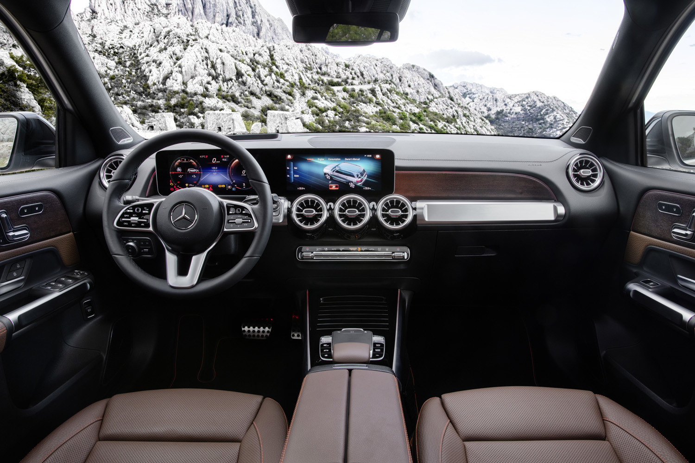 Foto de Mercedes-Benz GLB 2019 (16/68)