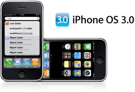 Lista de las novedades ocultas del iPhone OS 3.0