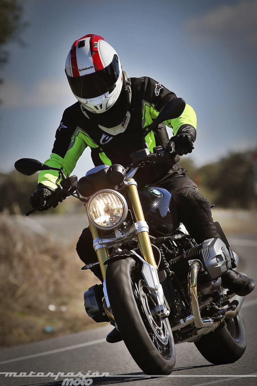 Foto de BMW R nineT - Acción (12/15)
