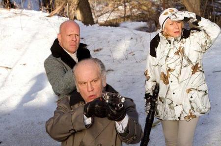 Bruce Willis, John Malkovich, Helen Mirren y Mary-Louise Parker repiten en la secuela de 'Red'