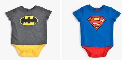 Bodies para pequeños superhéroes