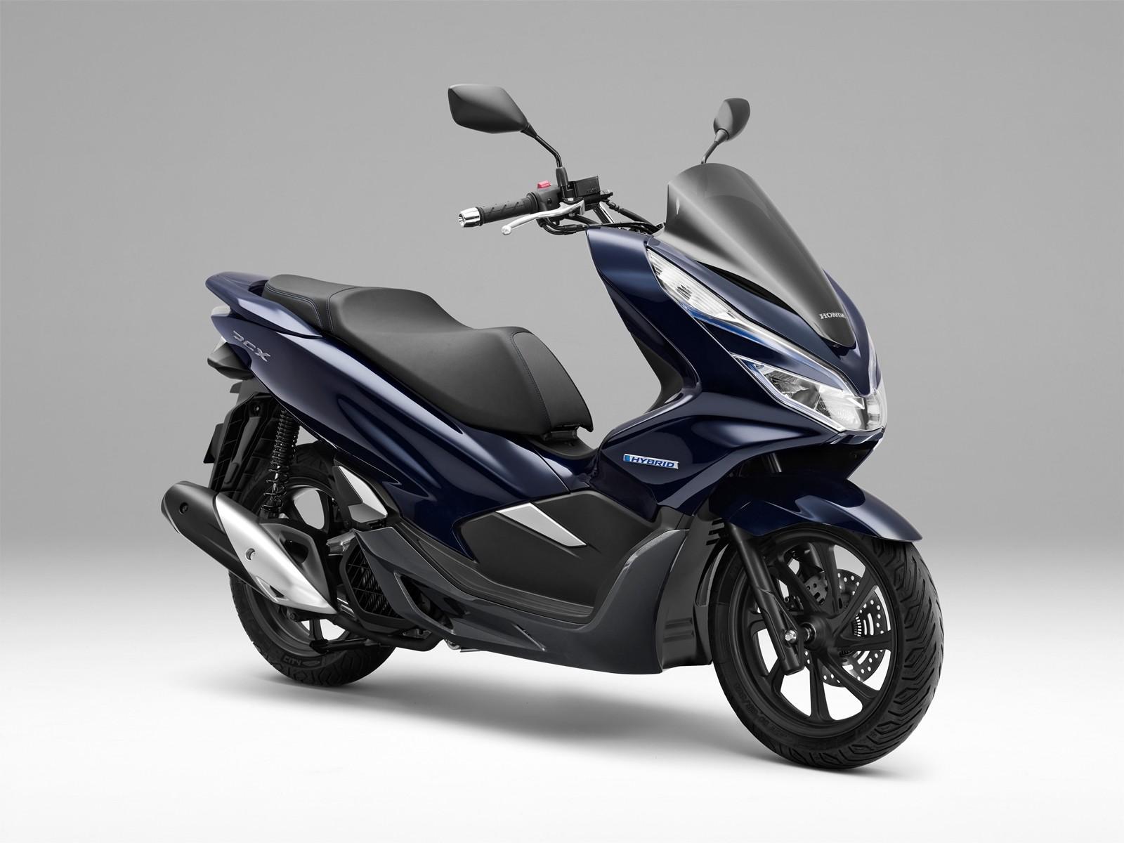 Foto de Honda PCX Electric y Honda PCX Hybrid (7/11)