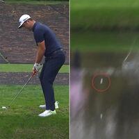 Si creías que no te gustaba el golf este alucinante golpe de Jon Rahm te hará cambiar de opinión